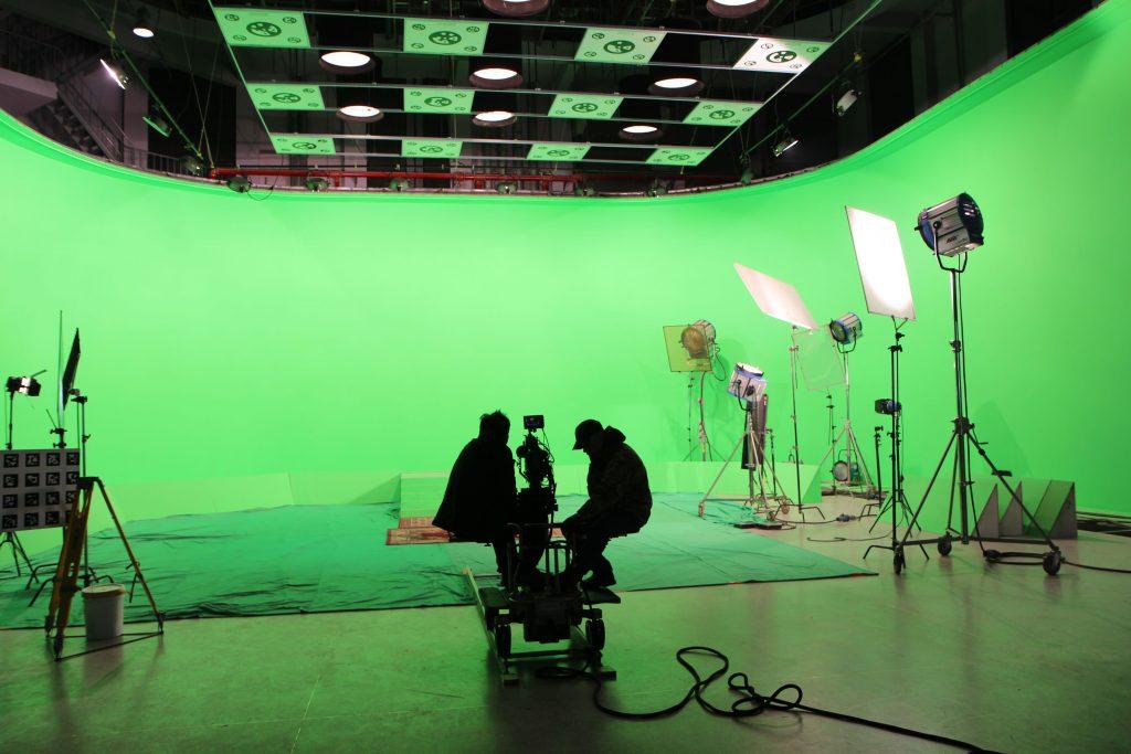 استودیو فیلمبرداری کانون تبلیغاتی اندیشه پارسی