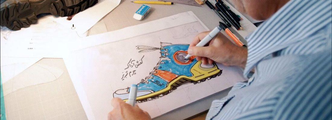 ساخت تیزر کفش آداک