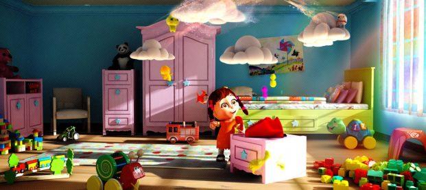ساخت تیزر تبلیغاتی دنیای کودکان