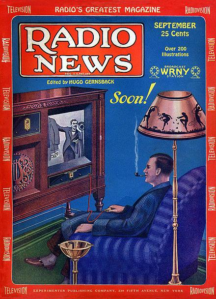 تاریخچه تبلیغات تلویزیونی